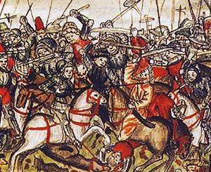 Решающая битва при Лехфельде